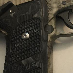 Hand Gun Grip Screws